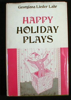 Image for Happy Holiday Plays