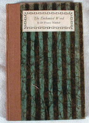 Image for The Enchanted Wood:  A Little Book of Etchings, Prose and Verse