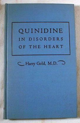 Image for Quinidine in Disorders of the Heart