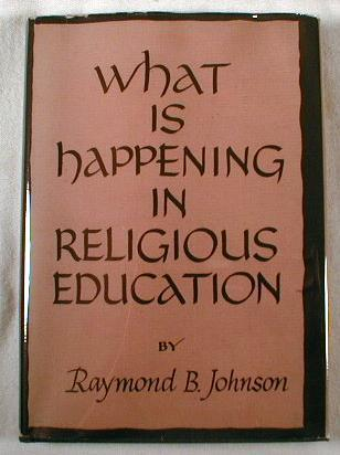 Image for What is Happening in Religious Education