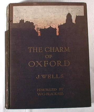 Image for The Charm of Oxford