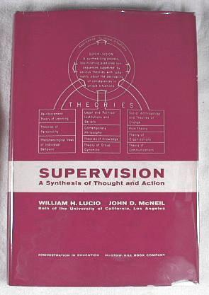 Image for Supervision: A Synthesis of Thought and Action