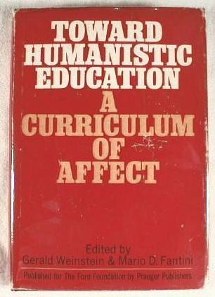 Image for Toward Humanistic Education: A Curriculum of Affect