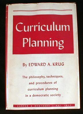 Image for Curriculum Planning