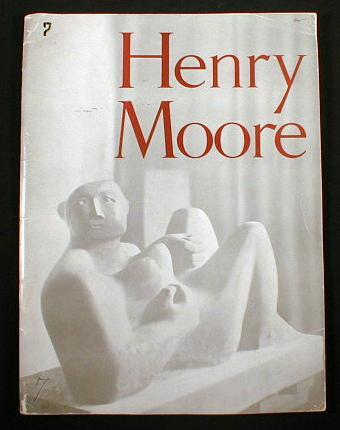 Image for Sculpture and Drawings By Henry Moore