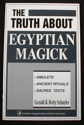 Image for The Truth About Egyptian Magick