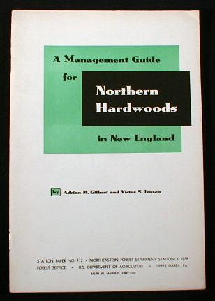 Image for A Management Guide for Northern Hardwoods in New England.  Station Paper No. 112, Northeastern Forest Experiment Station