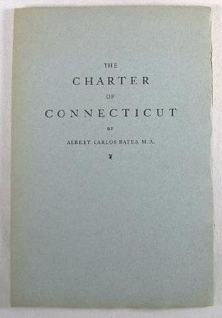 Image for The Charter of Connecticut : A Study