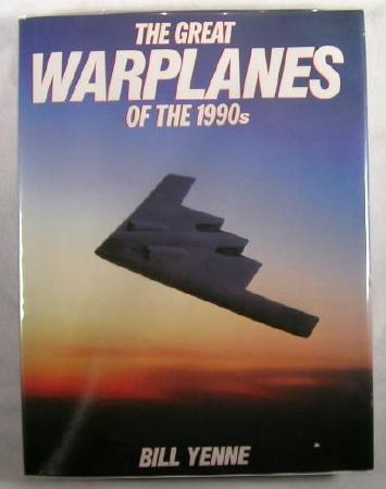Image for The Great Warplanes of the 1990s