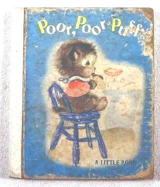Image for Poor, Poor Puffy : A Little Book