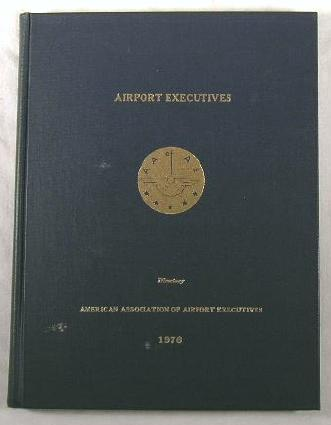 Image for Airport Executives Directory 1976 - American Association of Airport Executives