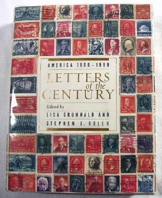 Image for Letters of the Century: America, 1900-1999