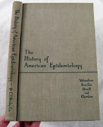 Image for The History of American Epidemiology