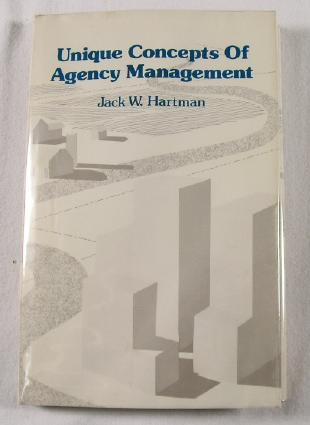 Image for Unique Concepts of Agency Management
