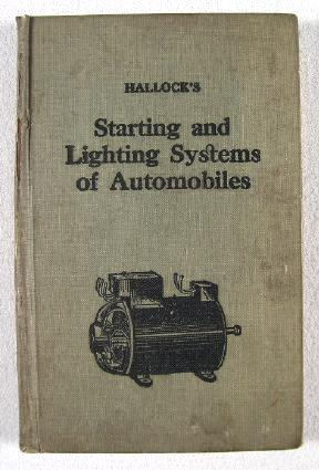 Image for Hallock's Starting and Lighting Systems of Automobiles