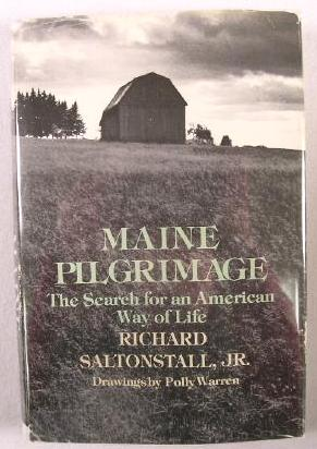 Image for Maine Pilgrimage: The Search for an American Way of Life