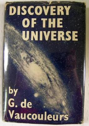 Image for Discovery of the Universe : An Outline of the History of Astronomy from the Origins to 1956