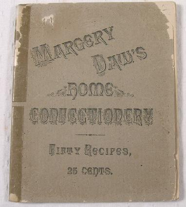 Image for Margery Daw's Home Confectionery