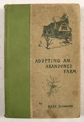 Image for Adopting an Abandoned Farm