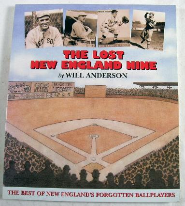 Image for Lost New England Nine: The Best of New England's Forgotten Ballplayers