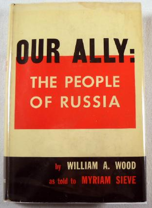 Image for Our Ally : The People of Russia