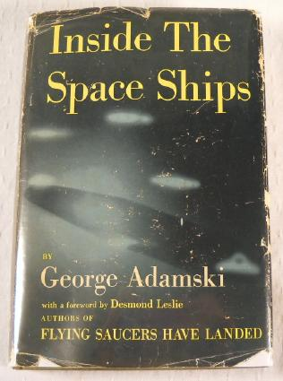 Image for Inside the Space Ships