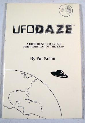 Image for UFODaze: A Different UFO Event For Every Day of the Year