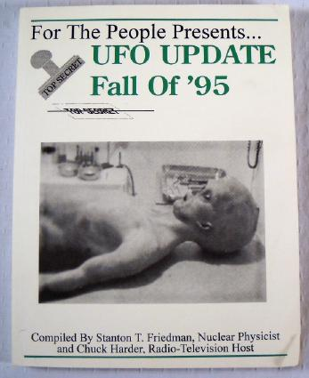 Image for For the People Presents...UFO Update, Fall of '95