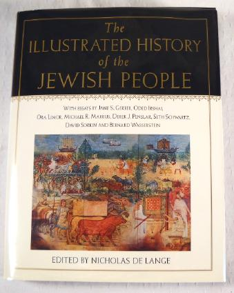 Image for The Illustrated History of the Jewish People