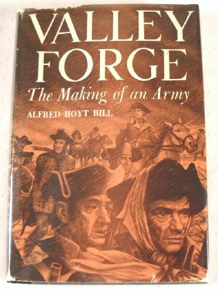 Image for Valley Forge: The Making of an Army