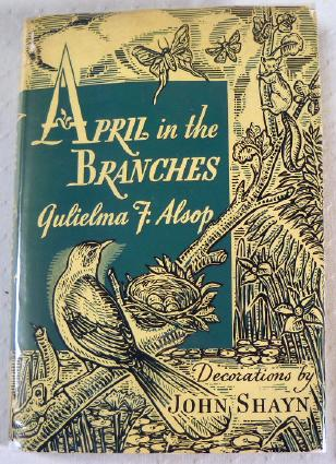 Image for April in the Branches