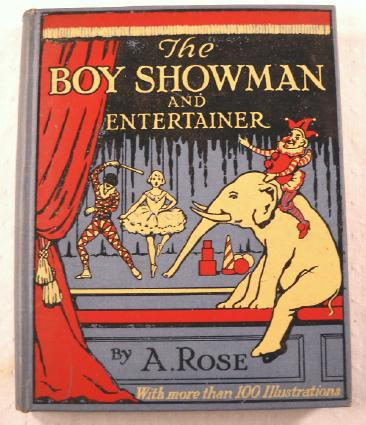 Image for The Boy Showman and Entertainer