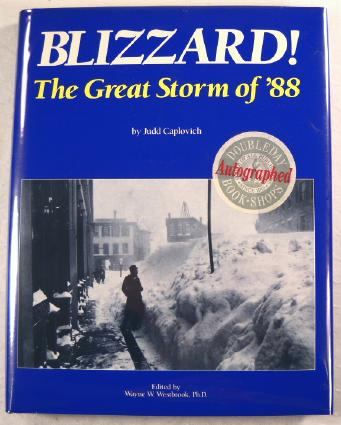 Image for Blizzard! The Great Storm of '88 [1888]