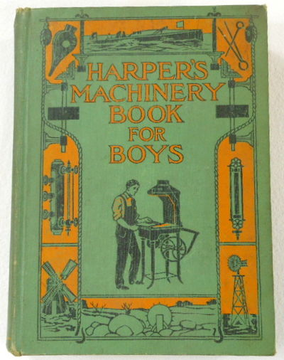 Image for Harper's Machinery Book for Boys