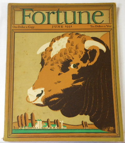 Image for Fortune Magazine. June 1931. Volume III, Number 6