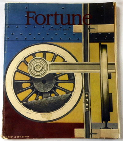 Image for Fortune Magazine. August 1945. Volume XXXII, Number 2
