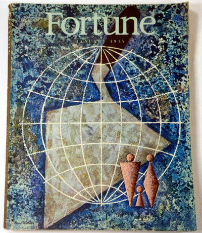 Image for Fortune Magazine. January 1945. Volume XXXI, Number 1