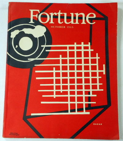 Image for Fortune Magazine. October 1945. Volume XXXII, Number 4