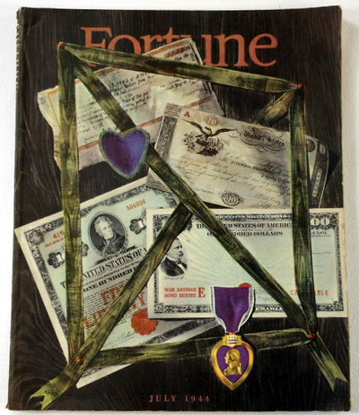 Image for Fortune Magazine. July 1944. Volume XXX, Number 1