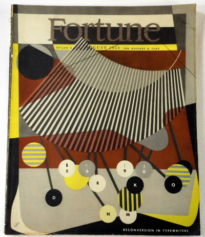 Image for Fortune Magazine. August 1944. Volume XXX, Number 2