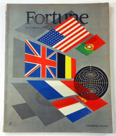 Image for Fortune Magazine. October 1944. Volume XXX, Number 4