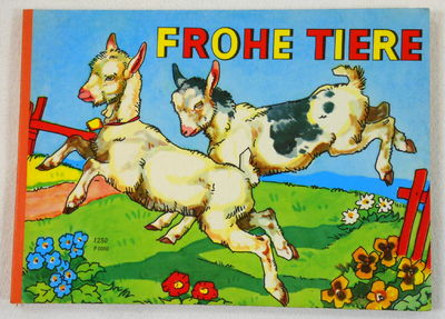 Image for Frohe Tiere [Happy Animals]