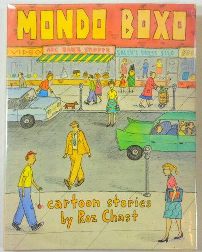 Mondo Boxo: Cartoon Stories book download
