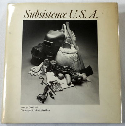 Image for Subsistence U.S.A.