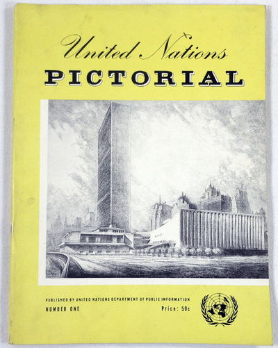 Image for United Nations Pictorial. Number One [1]