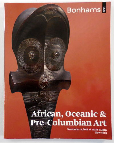 Image for African, Oceanic & Pre-Columbian Art. New York: November 9 2011