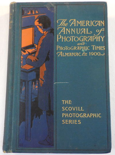 Image for The American Annual of Photography and Photographic Times Almanac for 1900