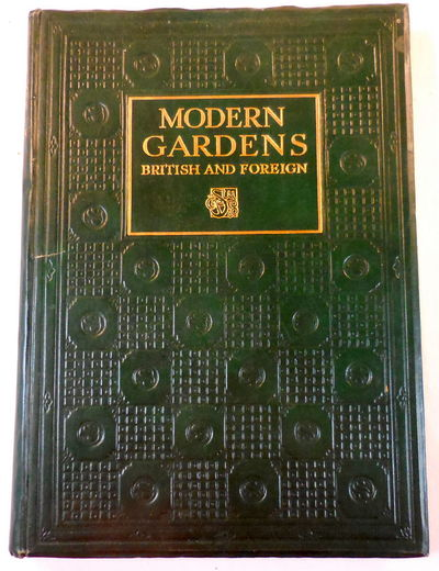 Image for Modern Gardens, British & Foreign. Special Winter Number of The Studio 1926-27