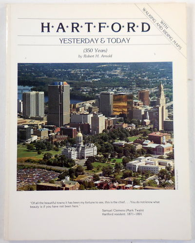 Image for Hartford Yesterday & Today (350 Years)