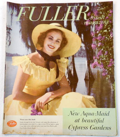 Image for New Aqua-Maid and Beautiful Cypress Gardens. Fuller Brush Magazine Catalog 1958